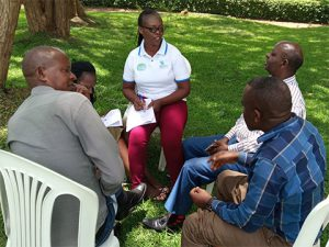 Rwanda Education for All Coalitions together discussed the outcome of the document …